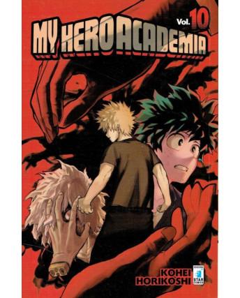 My Hero Academia 10 di K.Horikoshi ed.Star Comics NUOVO