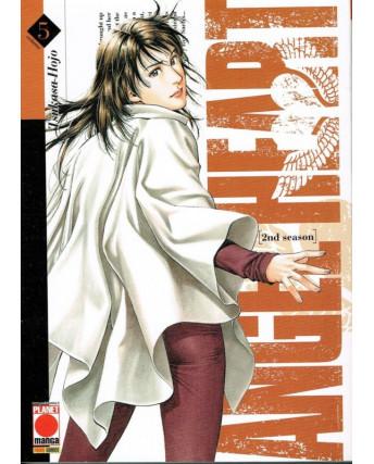 Angel Heart 2nd Season  5 di Tsukasa Hojo ed.Panini NUOVO