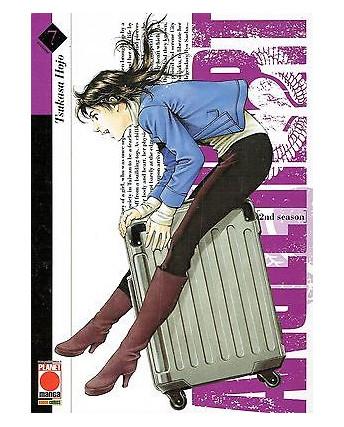 Angel Heart 2nd Season  7 di Tsukasa Hojo ed.Panini NUOVO
