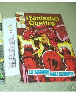 Fantastici Quattro n.  78 ed. Corno
