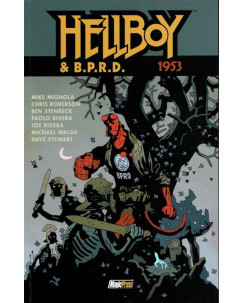 Hellboy e B.P.R.D.1953 n. 2 di Mignola ed.Magic Press