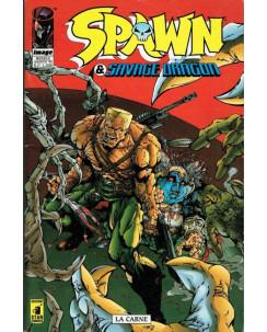 Spawn & Savage Dragon n. 17 ed Star Comics
