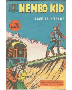 Albi del Falco n. 10 Superman Nembo Kid ristampa ANASTATICA FU07