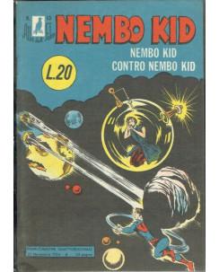 Albi del Falco n. 15 Superman Nembo Kid ristampa ANASTATICA FU07