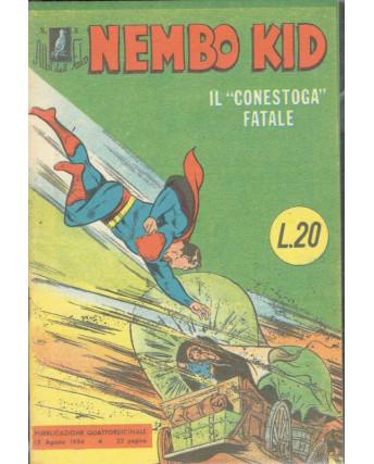 Albi del Falco n.  8 Superman Nembo Kid ristampa ANASTATICA FU07