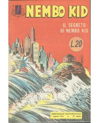 Albi del Falco n.  7 Superman Nembo Kid ristampa ANASTATICA FU07