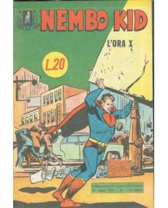 Albi del Falco n.  6 Superman Nembo Kid ristampa ANASTATICA FU07