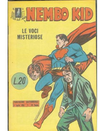 Albi del Falco n.  5 Superman Nembo Kid ristampa ANASTATICA FU07