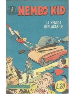 Albi del Falco n.  3 Superman Nembo Kid ristampa ANASTATICA FU07