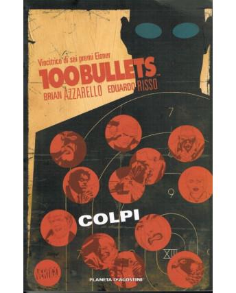 100 BULLETS :Dirty di Azzarello/Risso ed.Planeta/VERTIGO sconto 50%