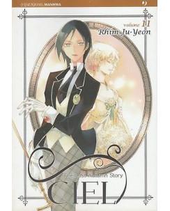 Ciel – The Last Autumn Story n. 11 di Rhim Ju-Yeon ed.Jpop  NUOVO!  Sconto 30%