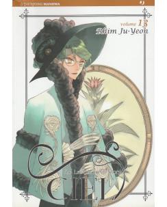 Ciel – The Last Autumn Story n. 13 di Rhim Ju-Yeon ed.Jpop  NUOVO!  Sconto 30%
