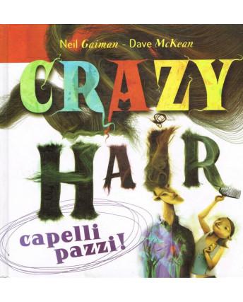 Crazy Hair di Neil Gaiman e Dave McKean CARTONATO ed.BAO NUOVO sconto 40%