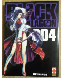 Black Lagoon n. 4 di Rei Hiroe - ed. Planet Manga