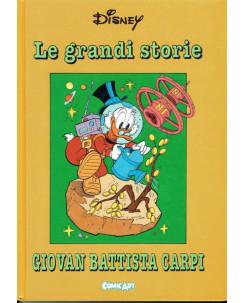 Disney Le grandi storie 12:Giovan Battista Carpi ed.Comic Art