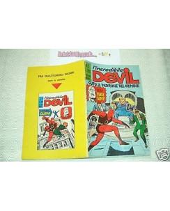 L'Incredibile Devil n.  4 ed.Corno