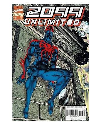 2099 UNLIMITED 10 ed.Marvel Comics lingua originale OL02