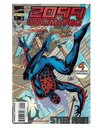 2099 UNLIMITED  9 ed.Marvel Comics lingua originale OL02