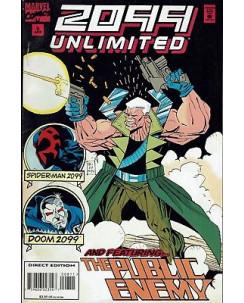 2099 UNLIMITED  8 ed.Marvel Comics lingua originale OL02