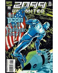 2099 UNLIMITED  7 ed.Marvel Comics lingua originale OL02