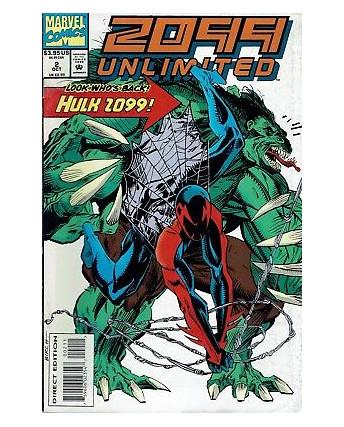 2099 UNLIMITED  2 ed.Marvel Comics lingua originale OL02