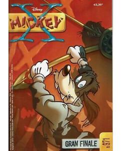 X Mickey  971 Gran finale (Topolino) ed.Disney