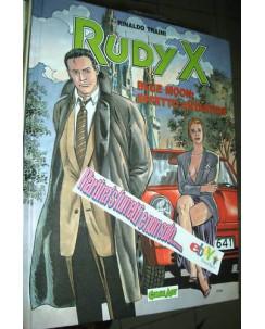 Rudy X Blue Moon cartonato di Traini ed.Comic Art FU02