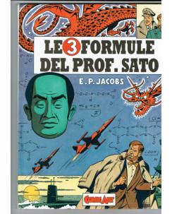 Le 3 formule del Prof.Sato vol.1/2 completa Blake e Mor