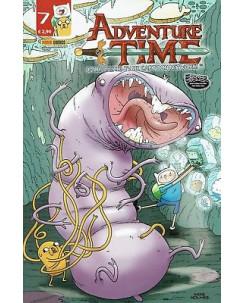 Adventure Time  7 ed.Panini Comics