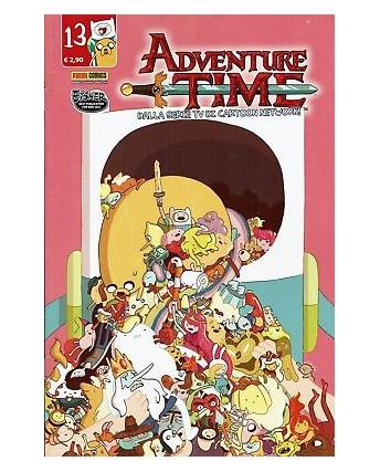 Adventure Time 13 ed.Panini Comics