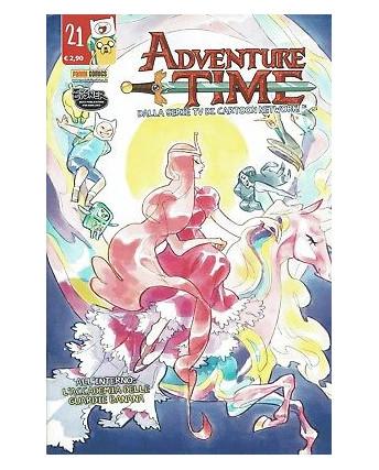 Adventure Time 21 ed.Panini Comics
