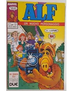ALF n. 1 1989 di Gallagher, Manak, Baricordi... ed. Play Press