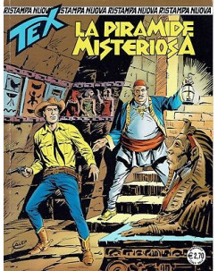 Tex nuova ristampa 228 con POSTERINO di Claudio Villa ed. Bonelli