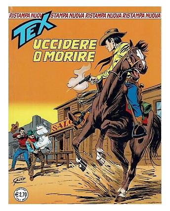 Tex nuova ristampa 225 con POSTERINO di Claudio Villa ed. Bonelli