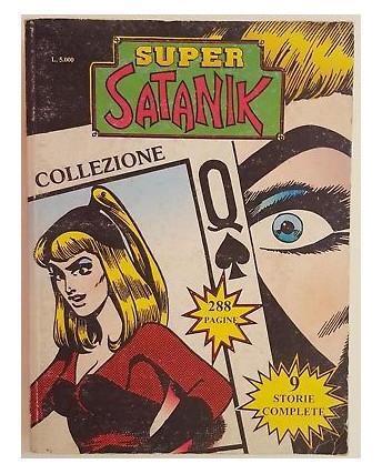Collezione I Fumetti Super 2 - Super Satanik 9 storie Max Bunker ed. MbP FU01