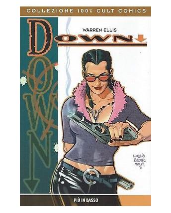100% Cult Comics: Down di Warren Ellis ed.Panini SCONTO 30% FU12