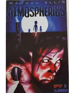 Atmospherics di Warren Ellis SCONTO 50% ed. Lexy
