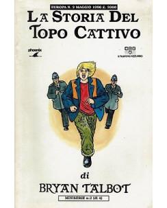 La Storia del Topo Cattivo 2 di Bryan Talbot ed.Phoenix SU02