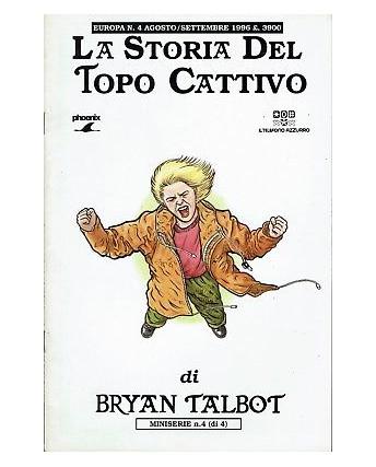 La Storia del Topo Cattivo 4 di Bryan Talbot ed.Phoenix SU02