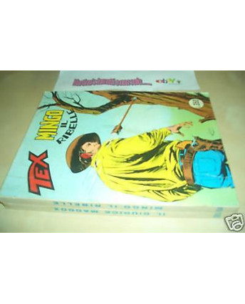 95)Tex n.184 1° edizione*fino a 8 albi spedizione unica