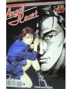Angel Heart n.  3 di Tsukasa Hojo City Hunter