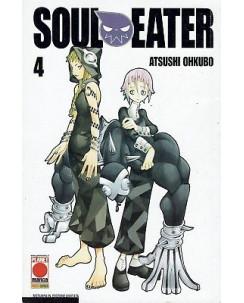 Soul Eater n. 4 di Atsushi Ohkubo - Prima Ristampa ed.Panini