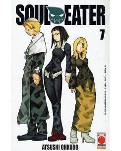 Soul Eater n. 7 di Atsushi Ohkubo - Prima Edizione Panini