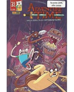 Adventure Time 32 dalla serie TV di Cartoon Network ed.Panini