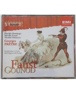 457 CD Gounod: Faust - Domingo, Freni - EMI Opera Voice 2002 BLISTERATO
