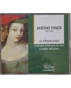 458 CD Vivaldi: La Stravaganza - 2 CD PV.793022/23 1992 Pierre Verany
