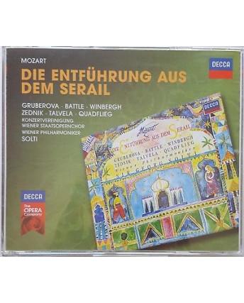 459 CD Mozart: Die Entfuhrung Aus Dem Serail - 2 CD Decca 478 4149 2012