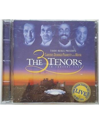 464 CD The 3 Tenors In Concert 1994 Carreras Domingo Pavarotti 4509-96200-2
