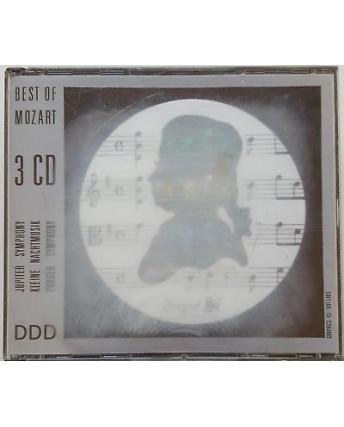 467 CD Best of Mozart 3 CD Yupiter S., Kleine N., Prager S. - 1991 DDD 6305 Bris