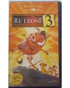 002 VHS Il Re Leone 3 Hakuna Matata - Walt Disney Pictures VS 5203